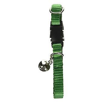 Marshall Ferret Bell Collar - Green - 1 Count