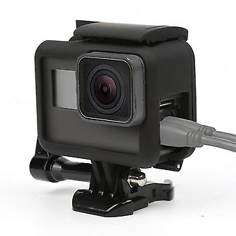 Protective Frame Case For Gopro Hero 6 5 7 Black Action Camera Border Cover Housing Mount For Go Pro Hero Accessory