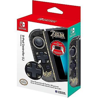 Controlere de joc oficial Nintendo licențiat d-pad joy-con stânga versiunea Zelda pentru Nintendo Switch