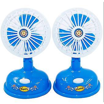 Elektrischer Mini-Ventilator, Kinder-Pretend-Spielspielzeug, Pädagogisches Spielzeug, Simulation Mini-Ventilator