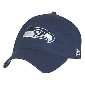 Dad de 9Forty nueva era Cap - Seattle Seahawks no estructurados