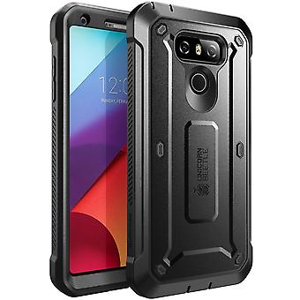 LG G6 Case, SUPCASE, Unicorn Beetle Pro, with Built-in  Screen Protector,2017 Release