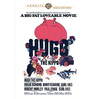 Hugo Hippo [DVD] USA importerer