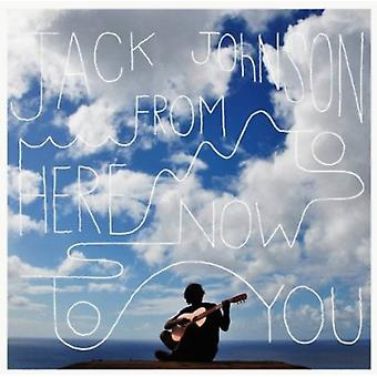 Jack Johnson - From Here to Now to You [Vinyl] USA import