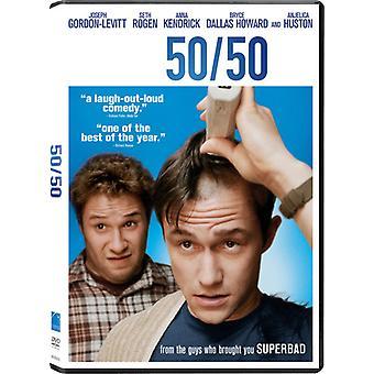 50/50 [DVD] USA importieren