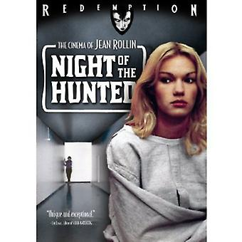 Night of the Hunted [DVD] USA import