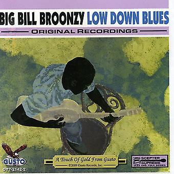 Big Bill Broonzy - Low Down Blues [CD] USA import