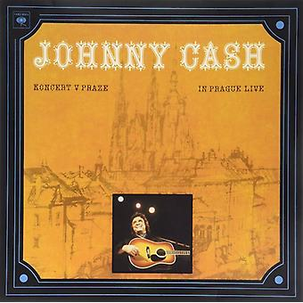 Johnny Cash - konsert V Praze (i Prag-Live) [Vinyl] USA import