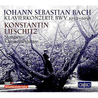 J.S. Bach - Bach: Klavierkonzerte, Bwv 1052-1058 [CD] USA import