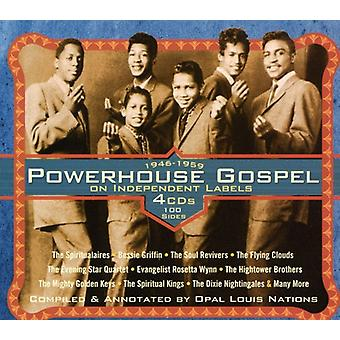Powerhouse Gospel on Independent Labels - Powerhouse Gospel on Independent Labels [CD] USA import