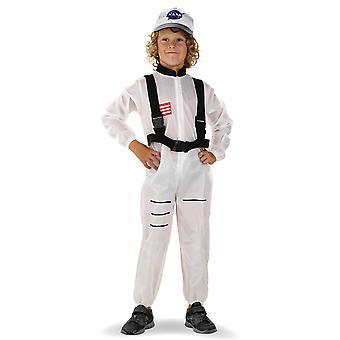 Crianças astronauta traje espacial espaço fantasia infantil