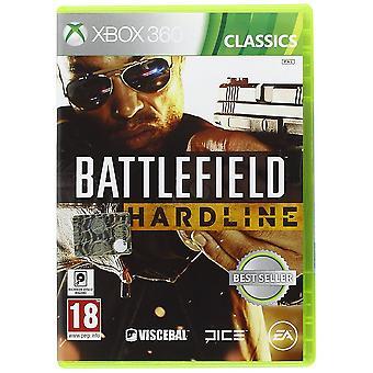 戦場の強硬な Xbox 360 のゲーム