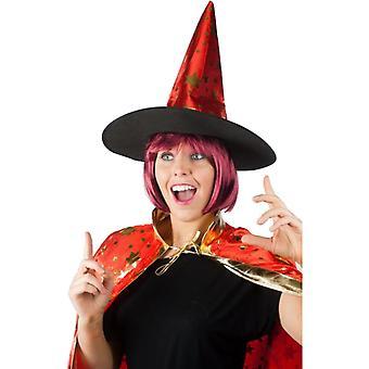 Capes kinderen Magis heks/wizard hoed met cape