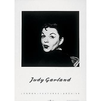 Judy Garland black and white Poster Print (20 x 28)