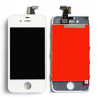 شاشة بيضاء فون 4S