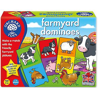 Orchard Toys Farmyard Dominoes