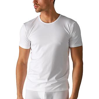 Mey 46002 Men's White Dry Cotton Short Sleeve Top