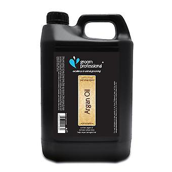 Groom Professional Argan Oil Kojący Szampon dla psów - Naprawia suchą skórę