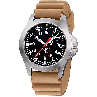 שעונים מחלקה של משמרות הגברים GMT LDR. . בסדר. גרמנית