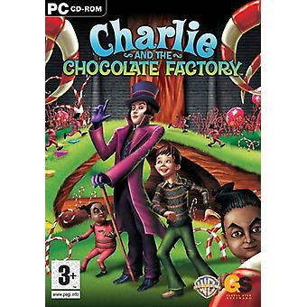 Charlie and The Chocolate Factory (PC) - New