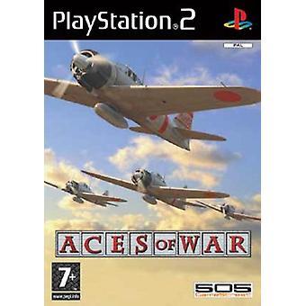 Aces Of War (PS2) - Nowa fabryka zamknięta