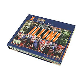 University of Illinois Football Vault Fan Reference Book