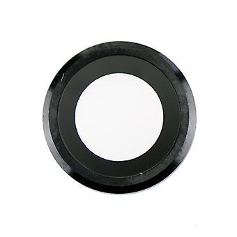 Supporto di telecamera posteriore grigio con lente per iPhone 6 Plus - 6S Plus
