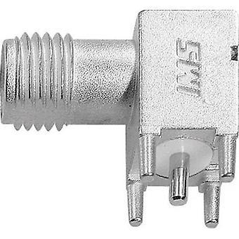 IMS 2018.42.2520.005 SMA connector Socket, horizontal mount 50 Ω 1 pc(s)