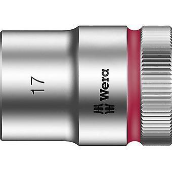 Wera 8790 HMC 05003608001 Hex huvud Bits 17 mm 1/2 (12,5 mm)
