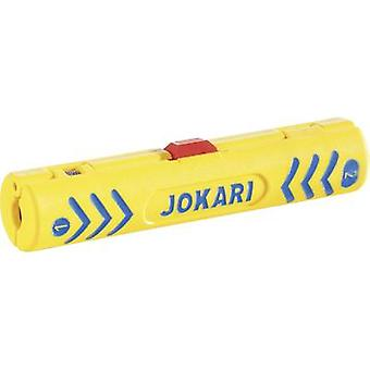 Jokari 30600 Secura Coaxi No.1 Cable stripper Suitable for Coaxial cables, PVC-coated round cable 4.8 up to 7.5 mm RG58, RG59