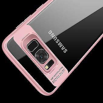 Ultra sottile custodia per Samsung Galaxy S9 + telefono Custodia cover protettiva rosa