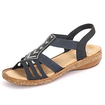 Rieker Pazifik New York 6282114 yleiset kesä naisten kengät