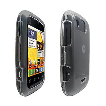 Motorola Citrus WX445 Snap-On Case (clair) (emballage en vrac)