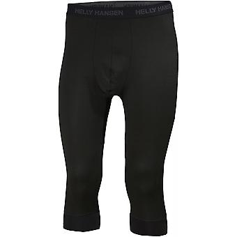 Helly Hansen HH Lifa 3/4 Boot superiore Pant - nero