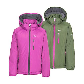 Trespass Girls Shasta Waterproof Jacket