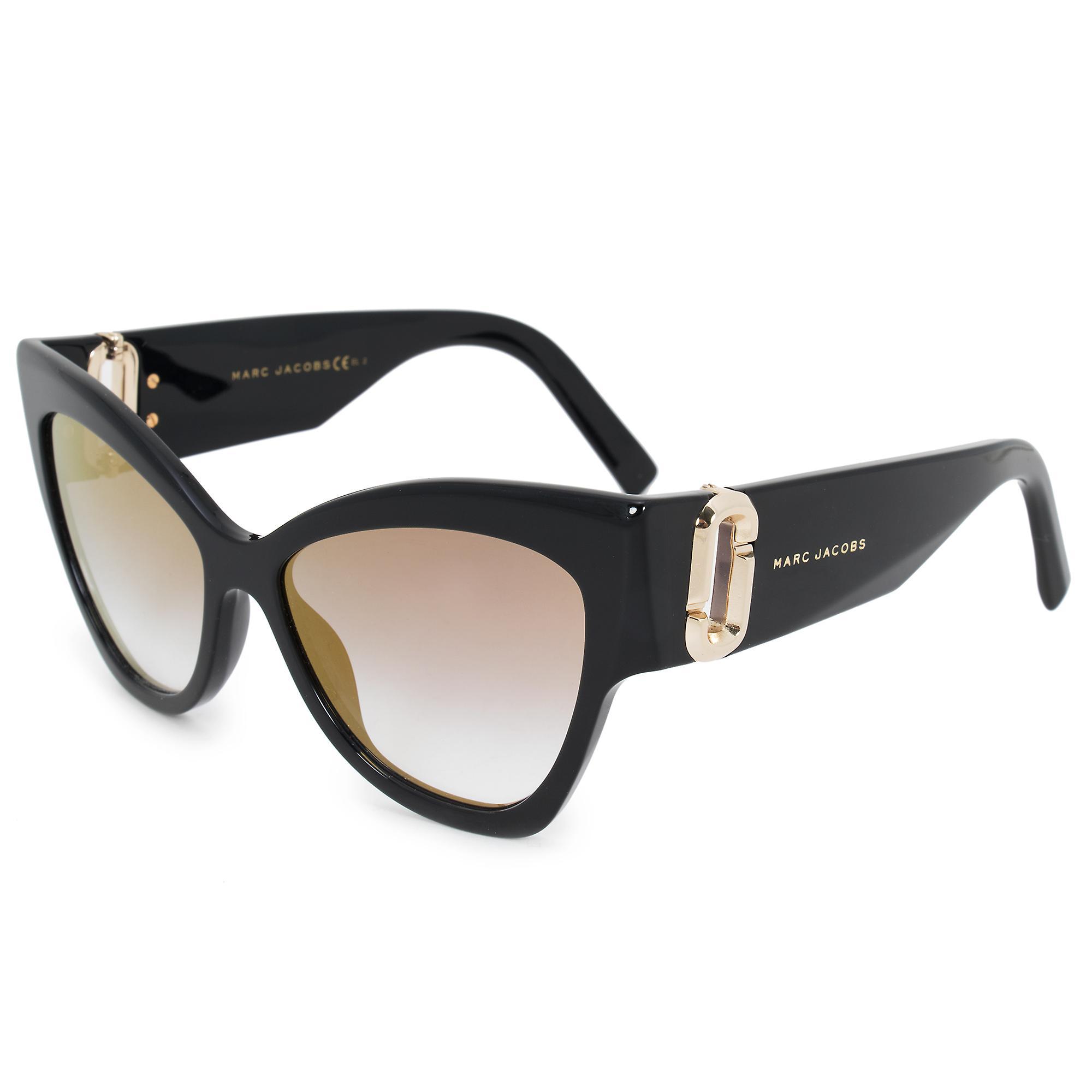 Marc Jacobs Cateye Sunglasses MJ109S 807 FQ 54