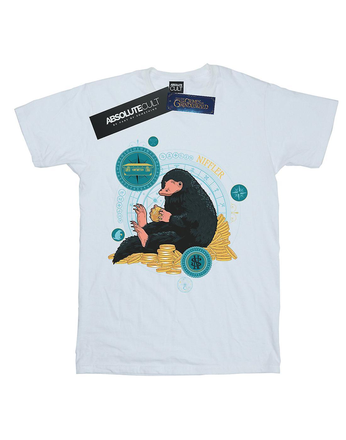 Fantastic Beasts Boys Sitting Niffler T-Shirt