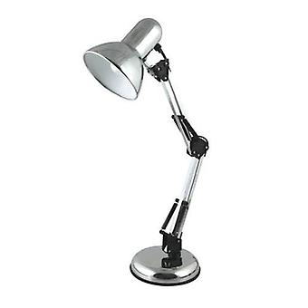 Lloytron Hobby bordlampe - Chrome (L946CH)