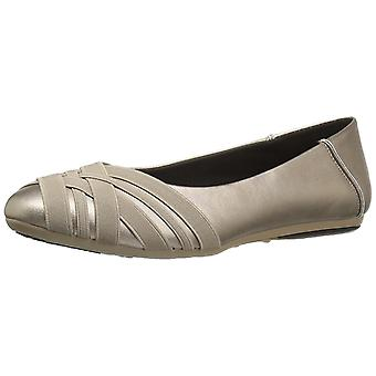 Aerosoles Womens Spin Cycle Almond Toe Ballet Flats