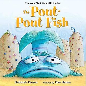 Les poissons de Pout-pout par Deborah Diesen - livre 9780374360979