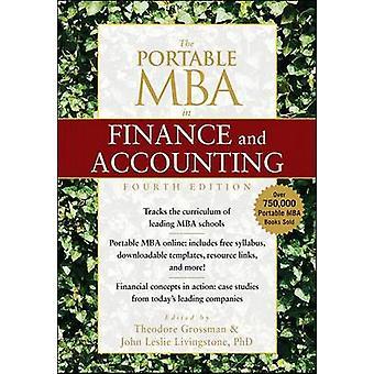 Der tragbare MBA in Finance and Accounting (4. überarbeitete Auflage) von T