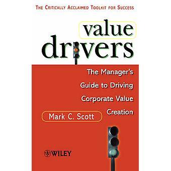 Conductores de valor - marco de gestores para la identificación de los conductores de Corp
