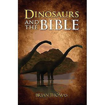 Dinosaurukset ja Brian Thomas - 9780736965408 kirja Raamatun
