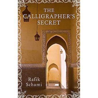 الخطاط في سرية برفيق شامي-كتاب 9781906697280