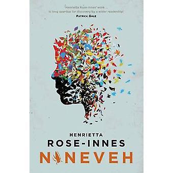 Nineveh by Henrietta Rose-Innes - 9781910709160 Book