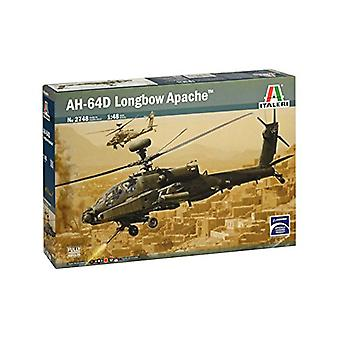 Italeri 2748 Ah 64D Apache Longbow