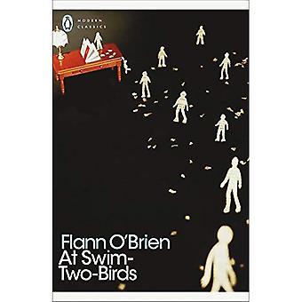 Auf schwimmen-zwei-Vögel (Penguin Modern Classics)