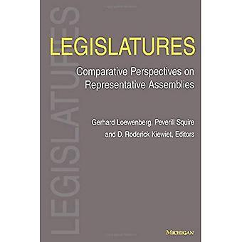 Legislatures: Comparative Perspectives on Representative Assemblies