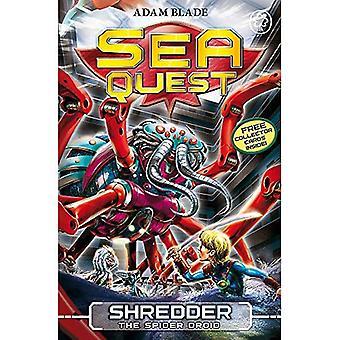 Shredder Spider Droid