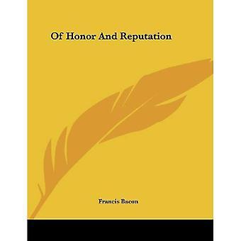 De Honor y la reputación